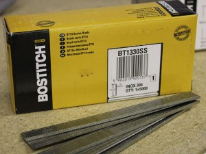 Stanley Bostitch BT13 Series Brads